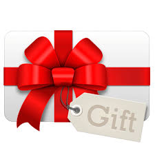 Tarjeta regalo – Prueba